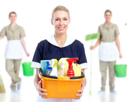 housekeeping or regular cleaning